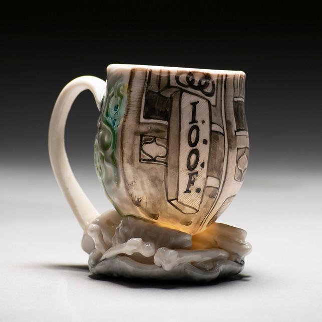 Cottage Grove Mug #2. 2021.
