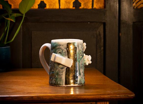 NZ Porcelain Mug 16oz