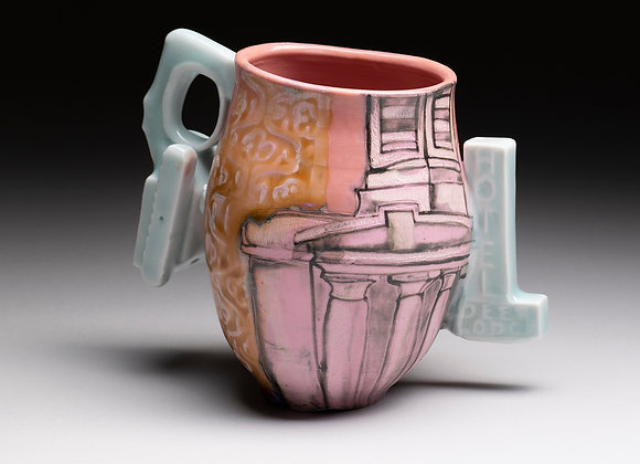 Excavator Mug 16 oz.