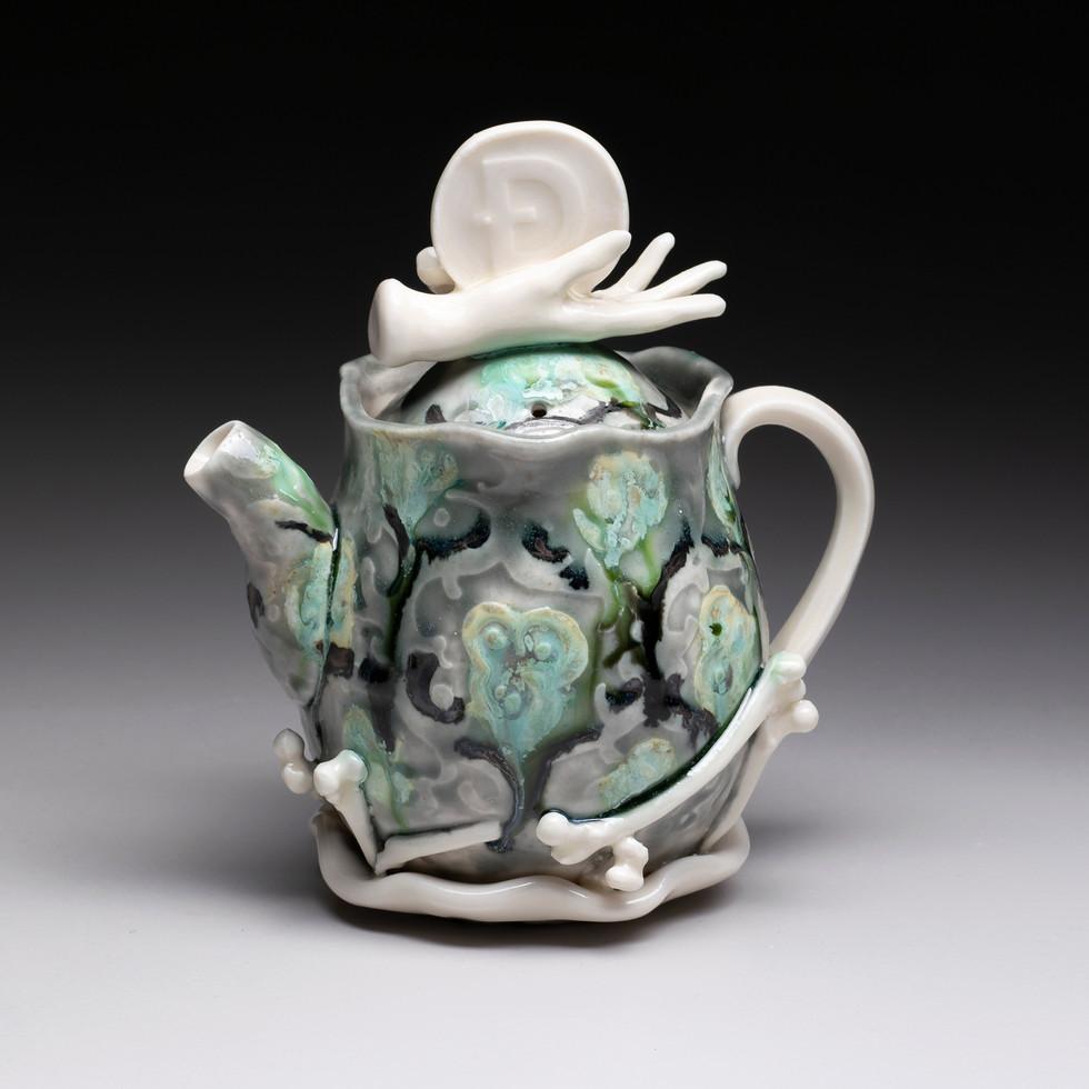 Dogecoin Teapot