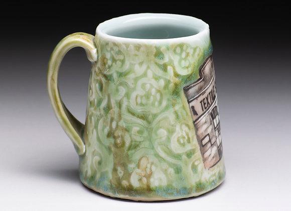 Espresso Mug: Missoula Textiles
