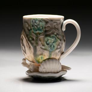 Cottage Grove Mug #1. 2021.