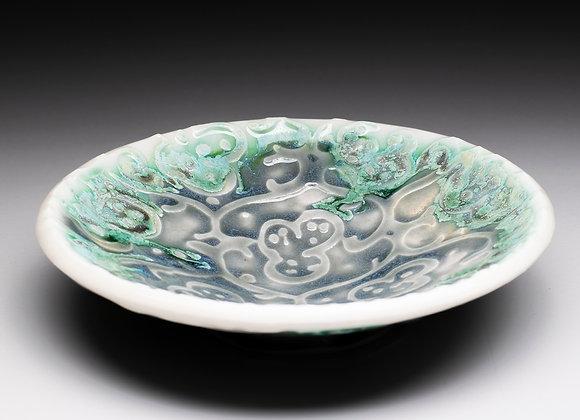NZ Porcelain Salad Plate