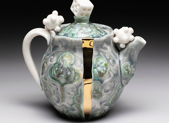 NZ Porcelain Teapot