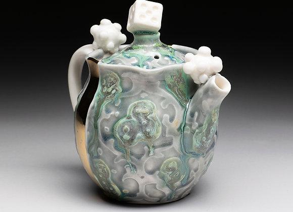 NZ Porcelain Teapot