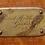 Thumbnail: 19th C. Oak Flatware Case by C. Hulse & Son