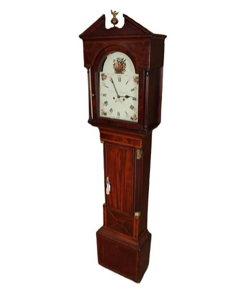 Antique Tall Case Clock