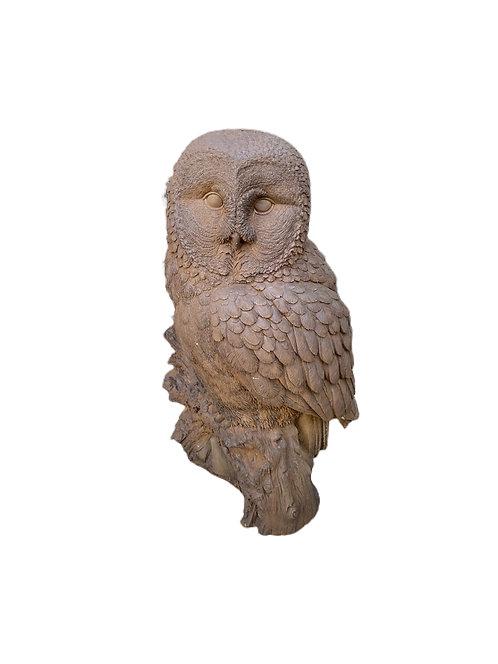 Cement Owl