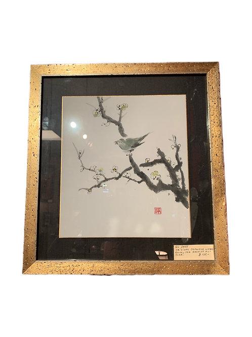 Original Japanese Watercolor