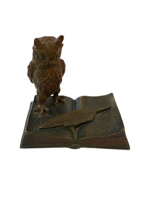 Owl Bronze