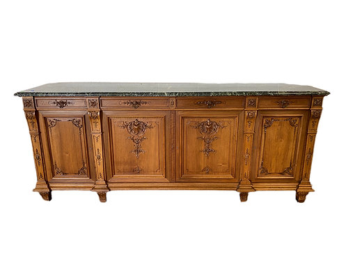 Late 19th century Louis XVI Style Neoclassical Engilade