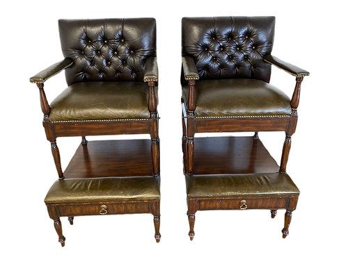 Billard Chairs Maitland Smith