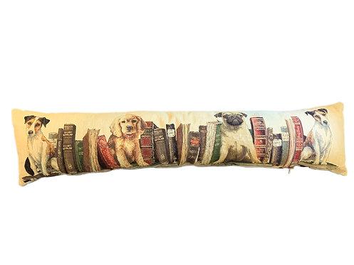 Beige Dog Lover Pillow