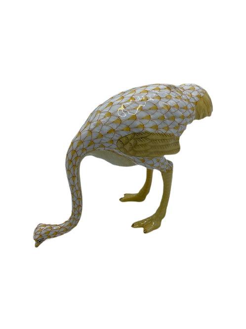 Herend Ostrich