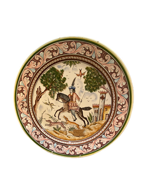 Portuguese Plate