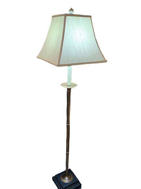 Pair of Brass Floor Lamps