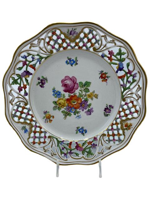 Schumann Dresden Plate