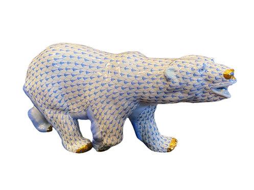 Herend Polar Bear
