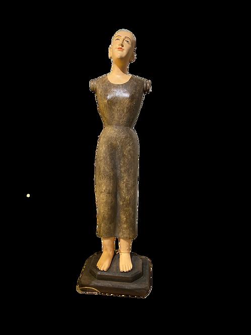 Wooden Madonna