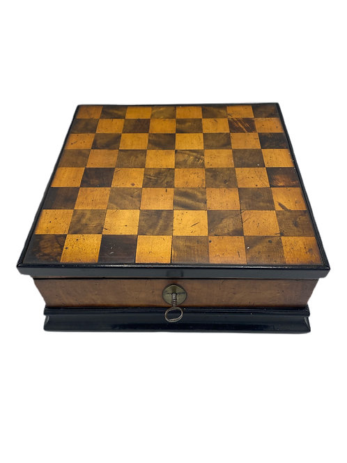 Mid 19th century Chess Board American