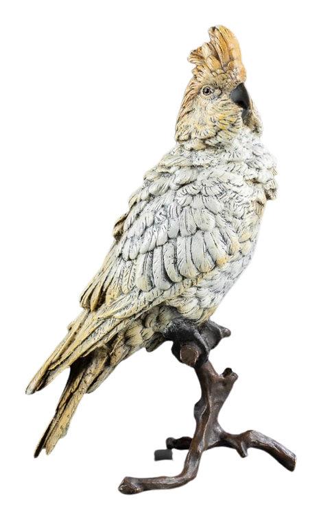 Franz Xaver Bergmann Bronze Cockatoo