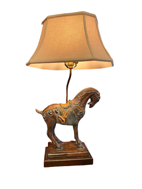 Horse Lamp circa 1940