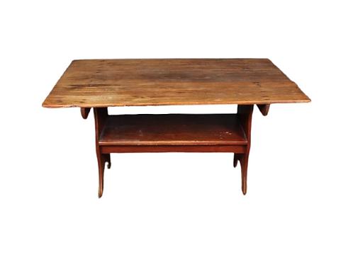 19th century Hutch Table