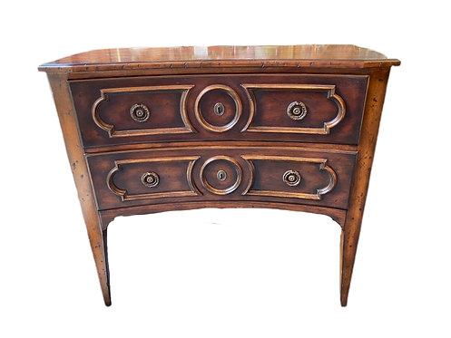 Woodbridge Furniture Concave Hall Chest