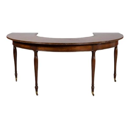 George III Style Mahogany Wine Tasting Table