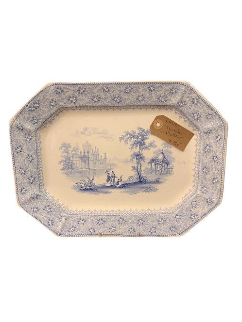 Staffordshire Transfer Platter