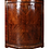 Thumbnail: French Louis Philippe Style Corner Cabinet