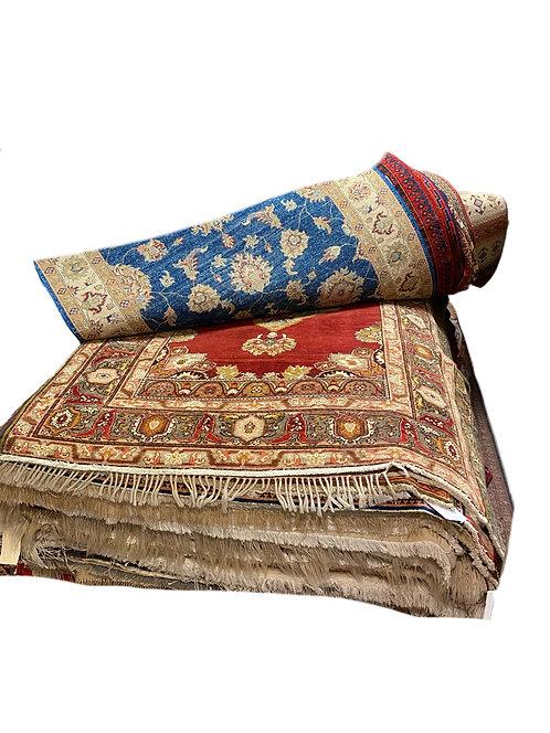 Antique Early 20th Century Turkish Carpet