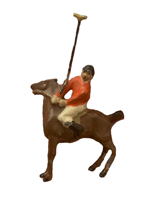 Polo Player Figurine