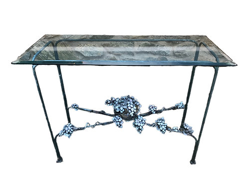 Wine Table Elected Glass
