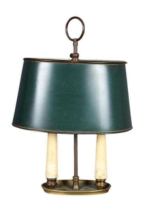 Bouilotte Lamp Tole Shade