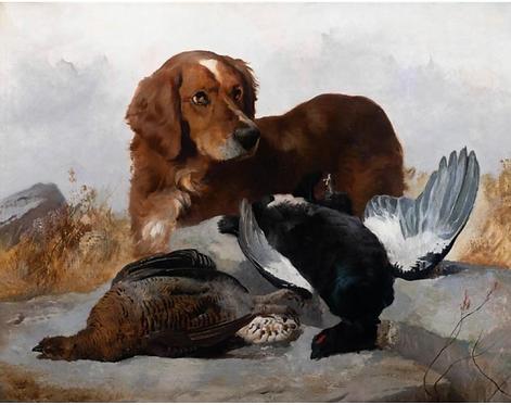 George William Horlor Painting
