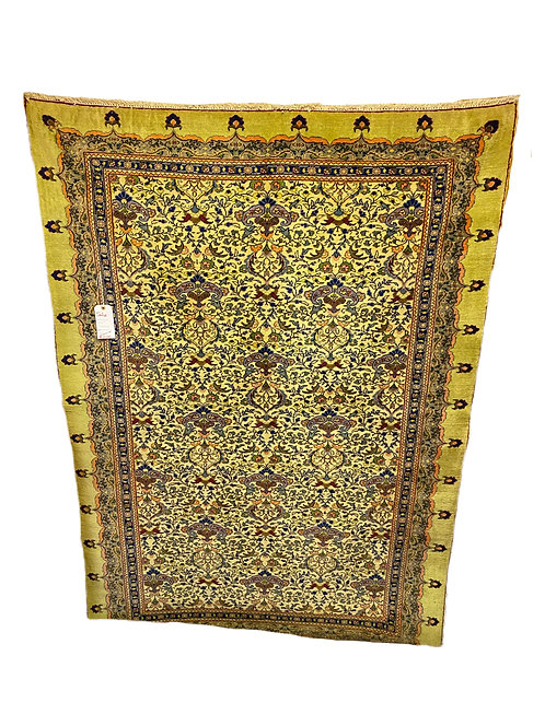 Unique Old Turkish Rug