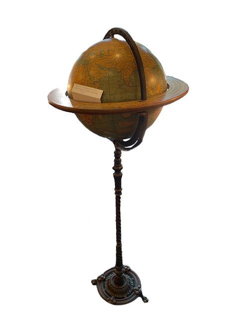 1920's C.S. Hammond & Co Terrestrial Globe