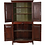 Thumbnail: American Country Four Door Cupboard