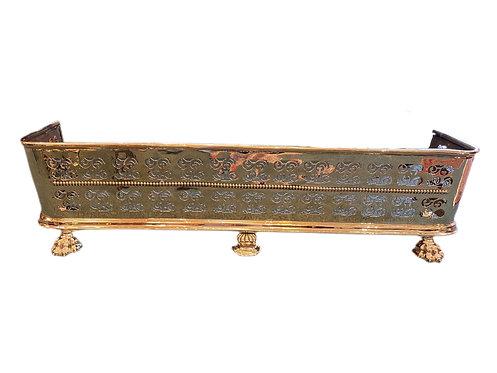 Brass Fender circa 1900