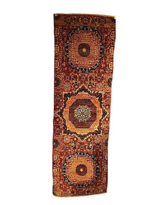 Vegetable Dye Egyptian Manlook Design