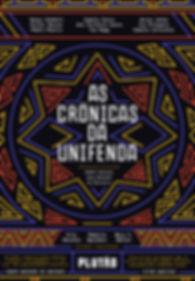 Capa As crônicas da Unifenda