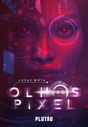 Olhos de pixel