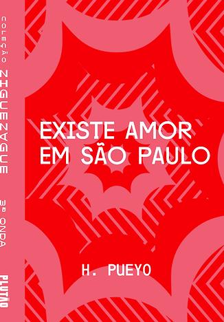 Capa Existe amor em São Paulo