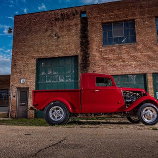 1936 Willys built by Tin Mans Garage