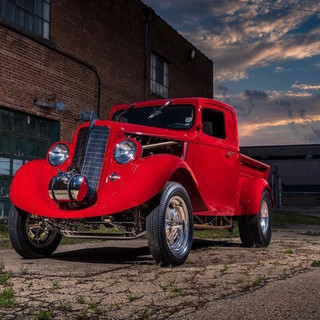 1936 Willys built by Tin Mans Garage