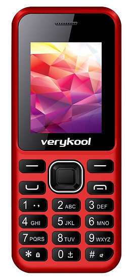 Verykool i3320 Rojo