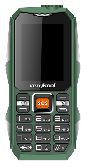 Verykool i880 Military Green