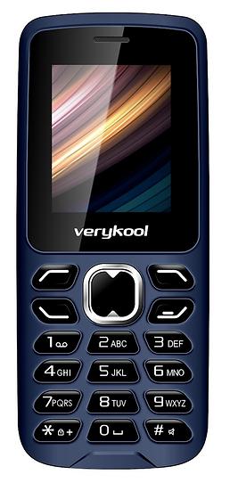 Verykool i129a Azul (incluye Idioma Quechua)