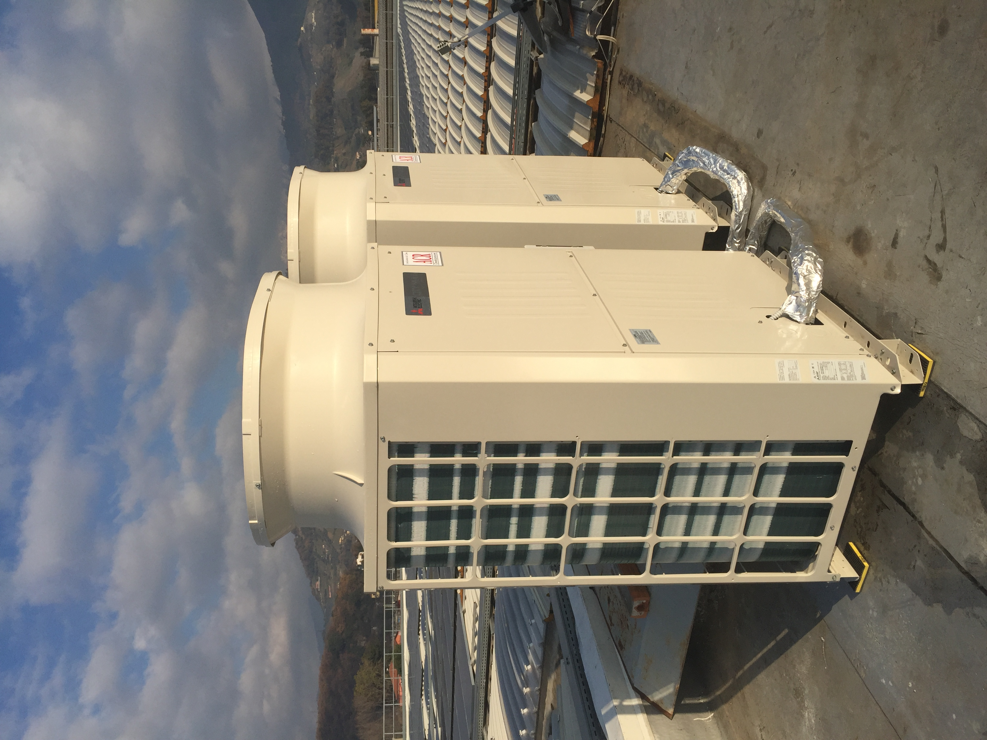 Sistema VRF Mitsubishi Electric